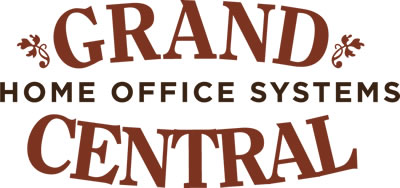 Grand Central Office Systems sold and installed by Cabinets Plus of Detroit Lakes, Minnesota.